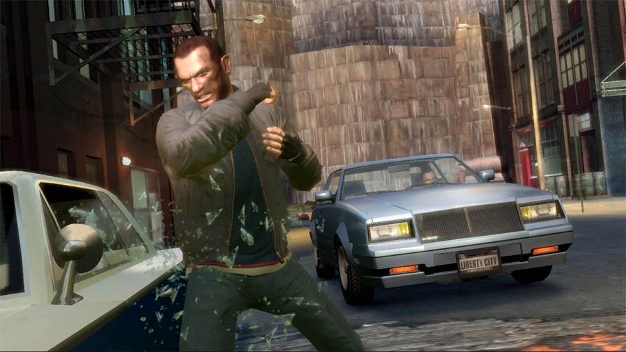 GTA IV deja de estar a la venta en Steam por depender de Games for Windows Live