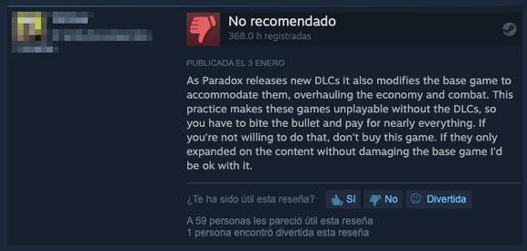 Paradox experimenta con un modelo de suscripción para el DLC de sus juegos