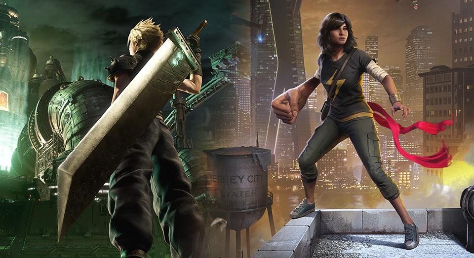 Final Fantasy VII Remake se retrasa un mes y Marvel's Avengers se va a septiembre