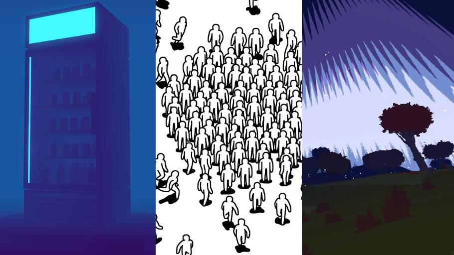 Zooom!: Los juegos son el dedo, jugar es la luna