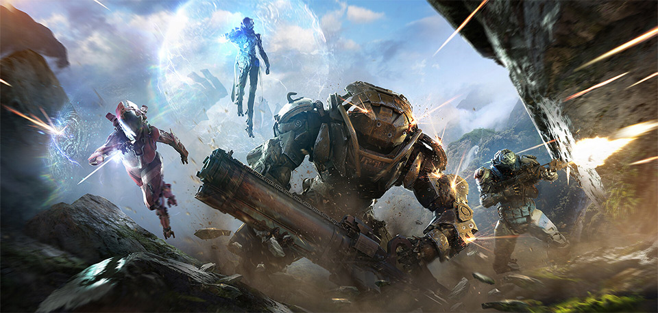 BioWare trabaja en un «rediseño a largo plazo» para Anthem