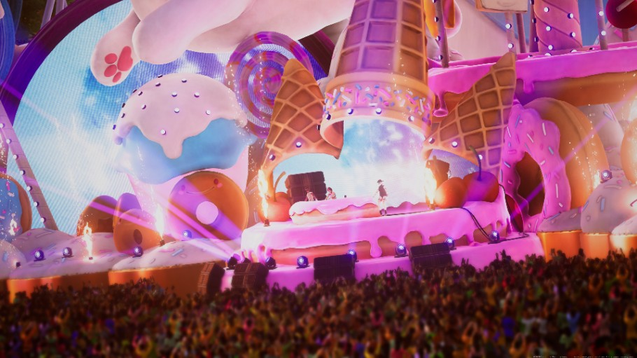Harmonix presenta Fuser, su juego musical sobre DJs
