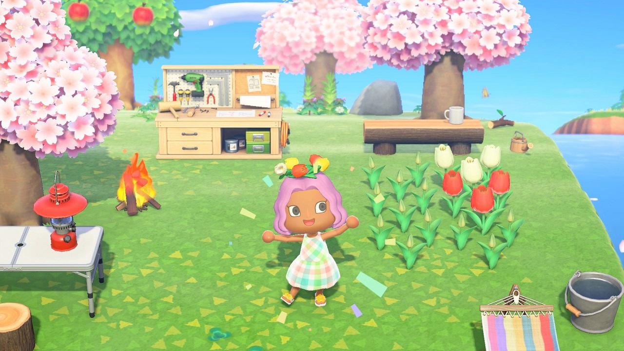 Análisis de Animal Crossing: New Horizons