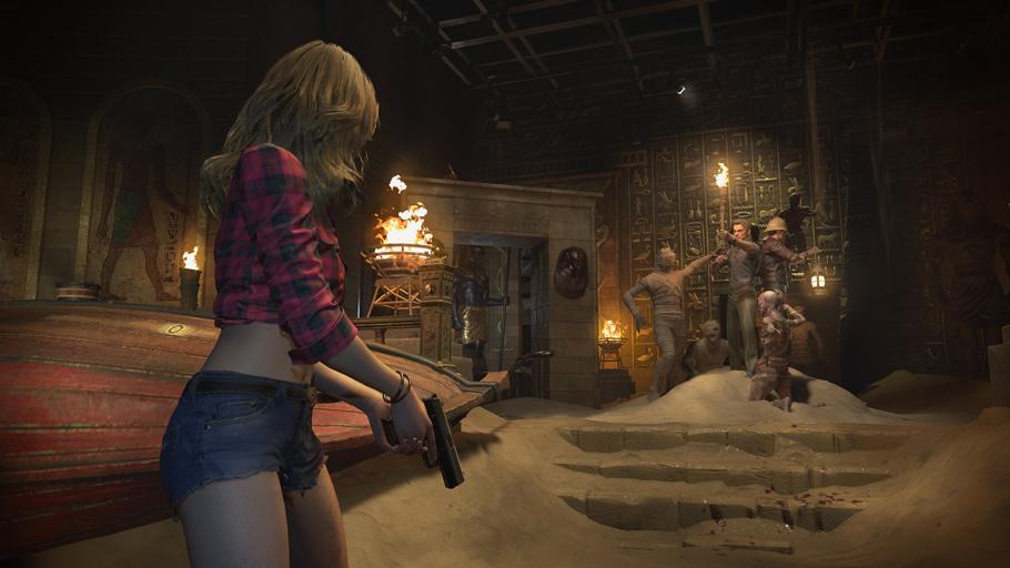 Análisis de Resident Evil 3