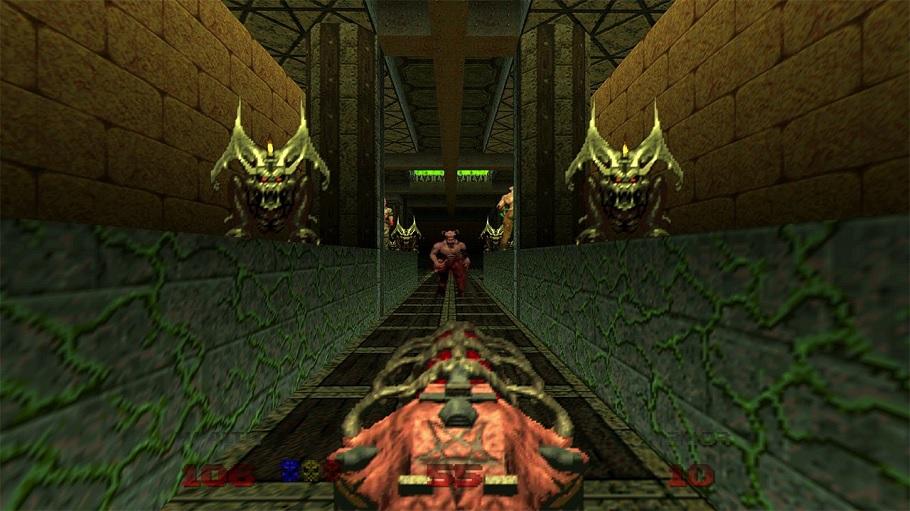 La reedición de Doom 64 incluirá un nuevo episodio y control por movimiento