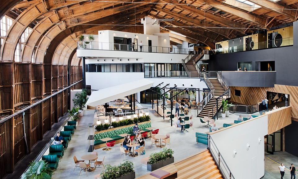 Stadia abre un nuevo estudio en California