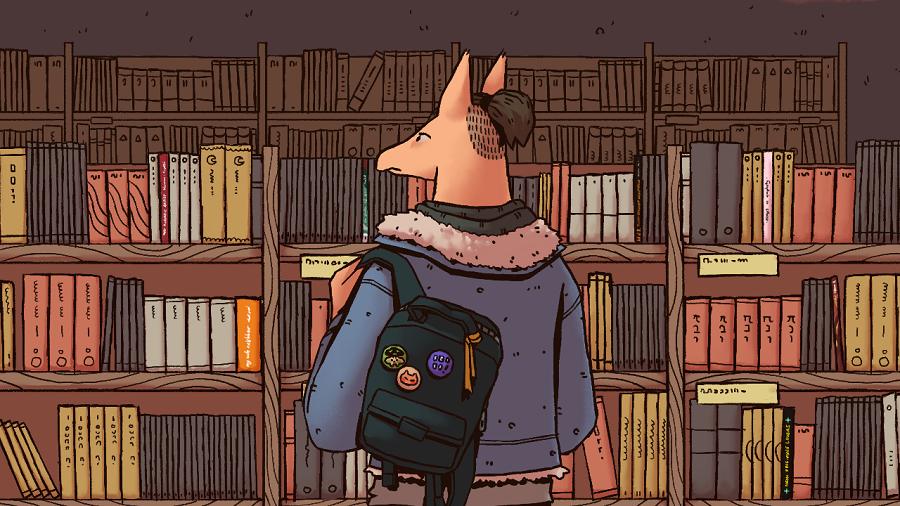 The Bookshelf Limbo: Sobre mi. Para los demás
