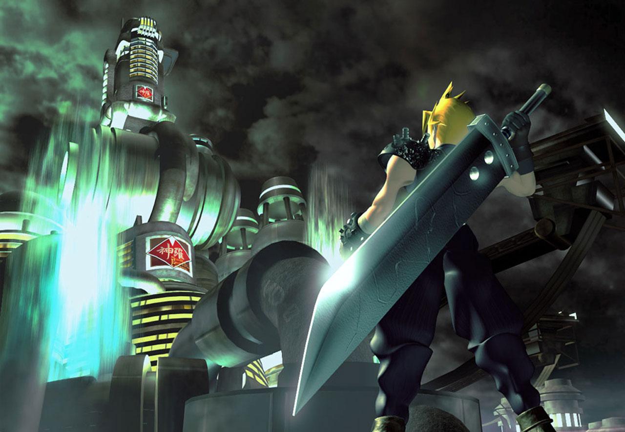 «Más grande, complejo y emocionante»: El desarrollo de Final Fantasy VII