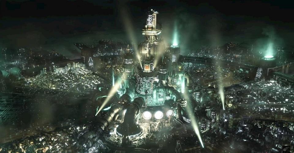 El escenario vacío: Worldbuilding en Final Fantasy VII Remake
