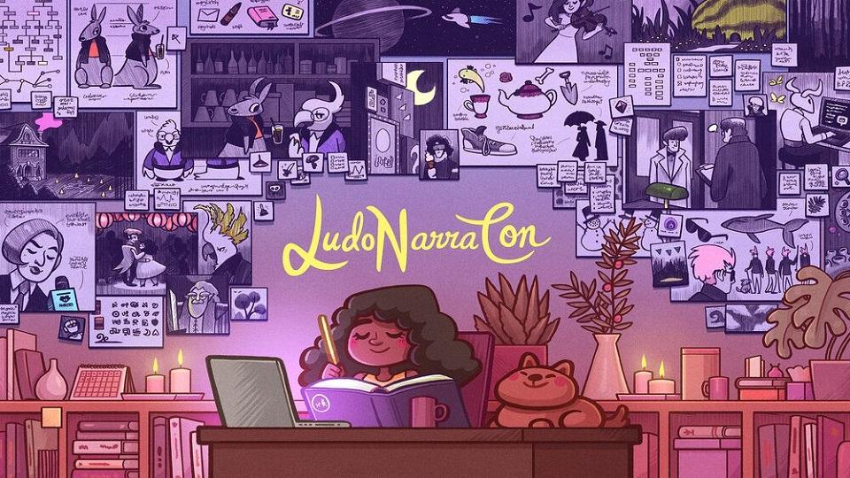 El festival de narrativa independiente LuduNarraCon cierra en unas horas su primera edición