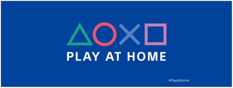 Play at Home, la iniciativa de Sony frente al coronavirus, busca ayudar a desarrolladores y jugadores