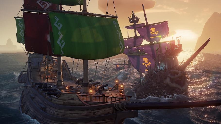 Rare llevará Sea of Thieves a Steam
