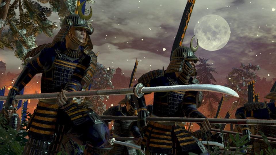 Sega regalará Total War: Shogun 2 en Steam hasta el 1 de mayo