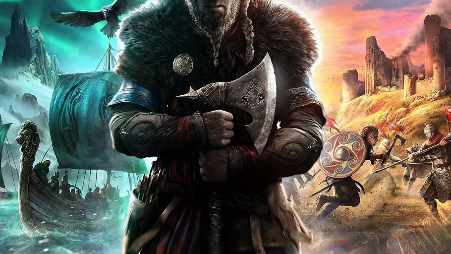 Ubisoft anuncia Assassin's Creed: Valhalla