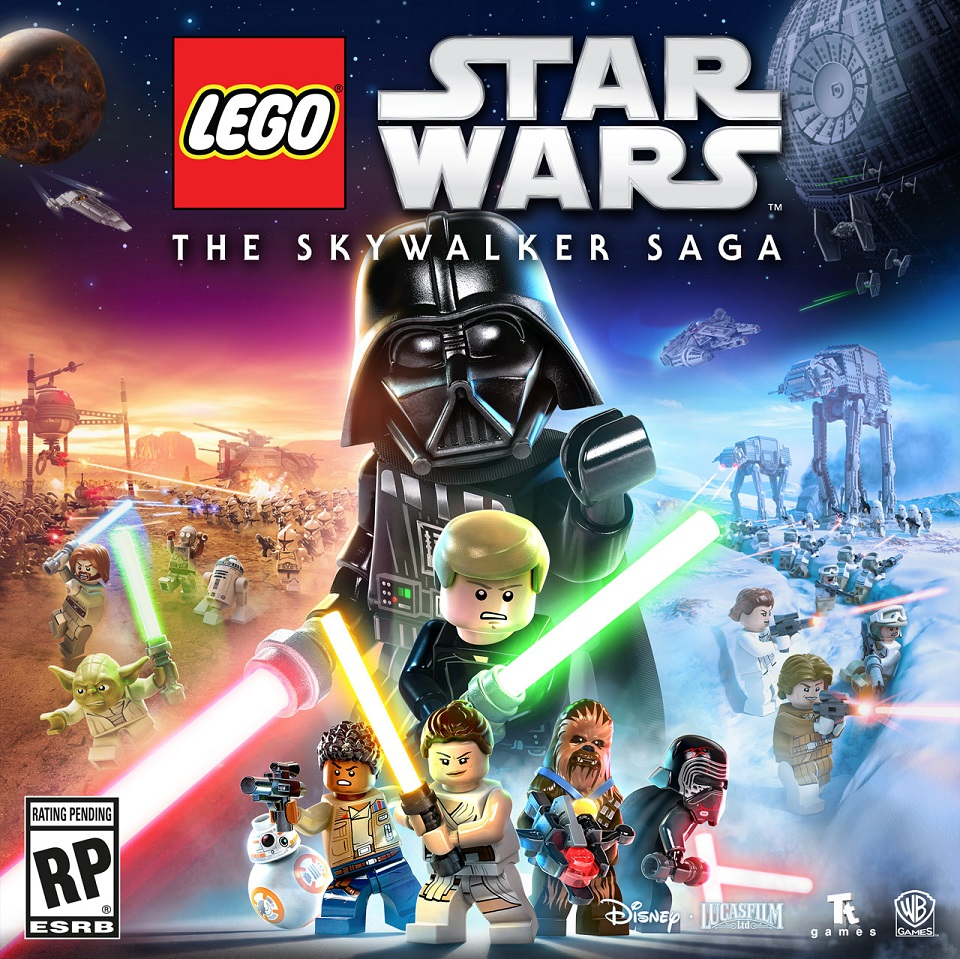 Los creadores de LEGO Star Wars: The Skywalker Saga adelantan algunos detalles con motivo del día de Star Wars