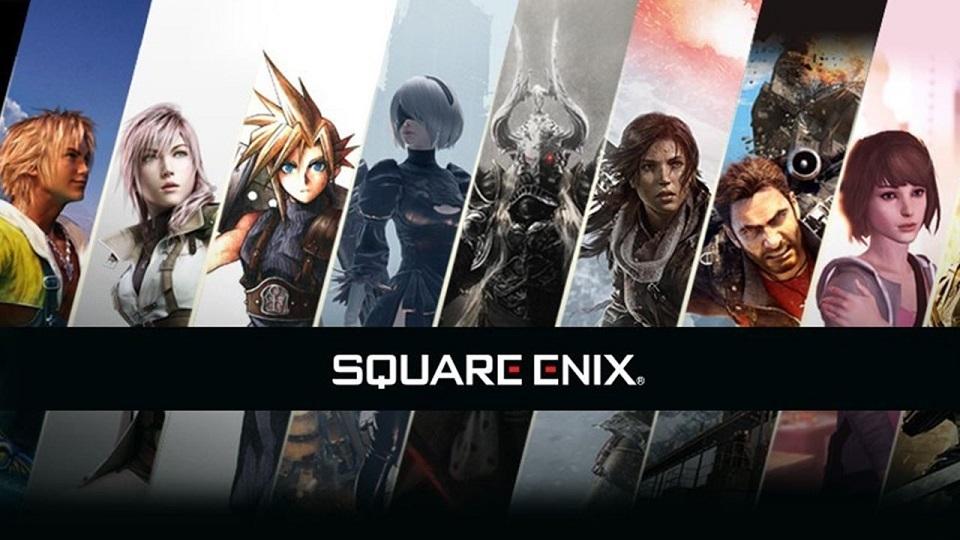 Square Enix ha visto sus ventas reducidas un 10% durante el último año fiscal