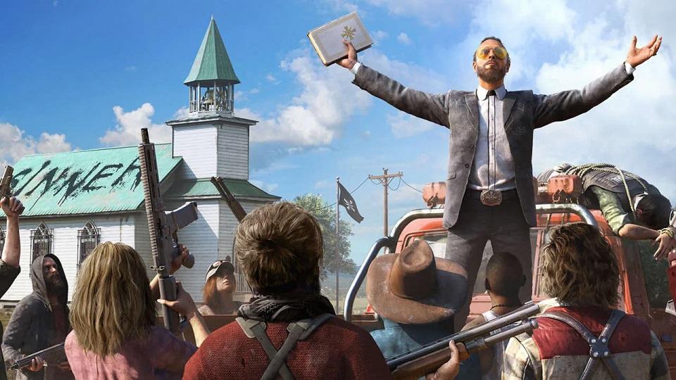 Far Cry 5 podrá jugarse gratis este fin de semana a través de Uplay