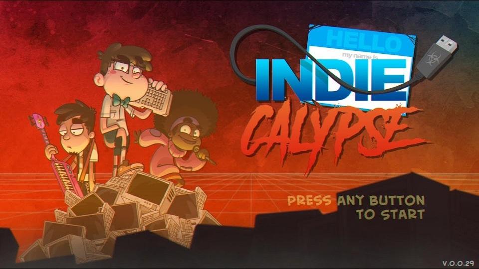 Indiecalypse, el videojuego español ambientado en el mundo del desarrollo, llegará a PC y Switch el 29 de mayo