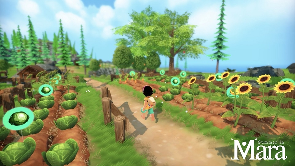 Summer in Mara llegará a PC y Switch el 16 de junio