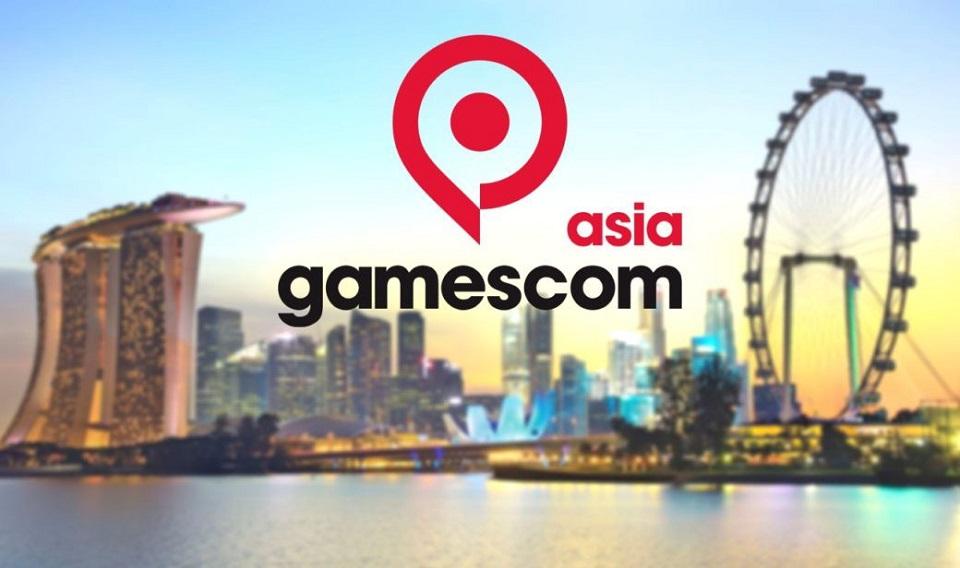 Gamescom Asia aplaza su primera edición hasta 2021