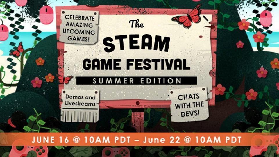 El Steam Game Festival: Summer Edition se retrasa una semana