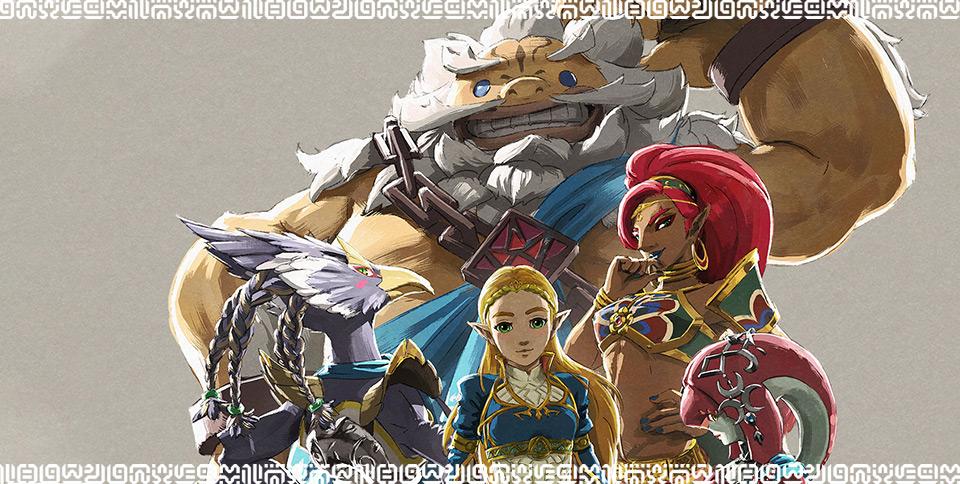El mito del viaje del héroe en The Legend of Zelda: Breath of the Wild